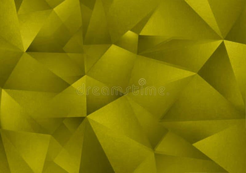 Green textured background design for wallpaper royalty free illustration