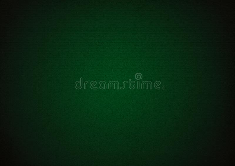 Green textured gradient background design royalty free stock photo