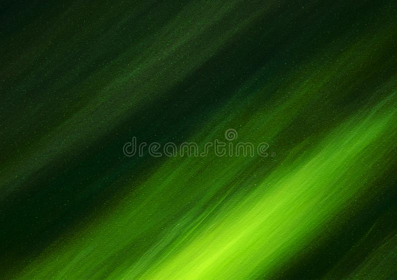 Green textured gradient background design for wallpaper royalty free stock image
