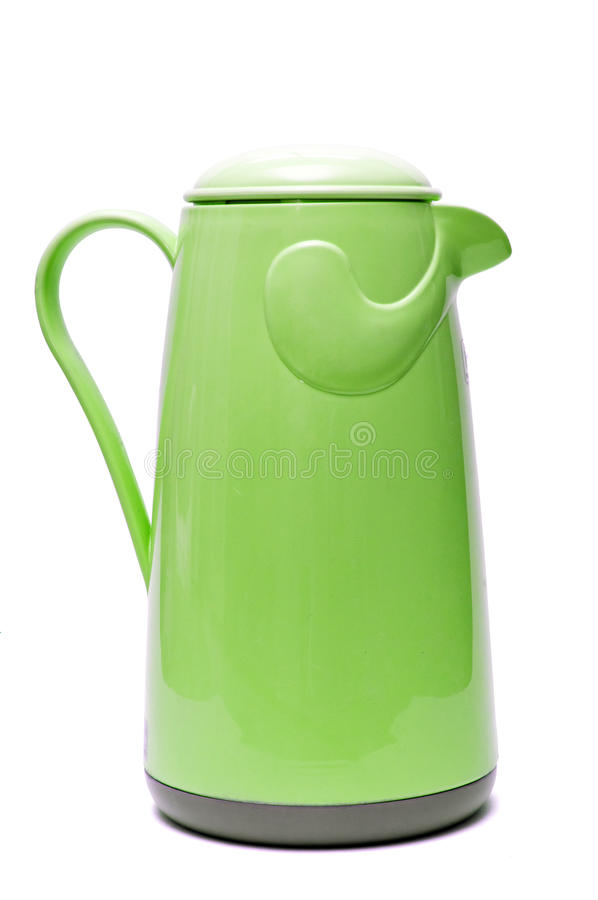 Download Green Thermos stock image. Image of gray, fluids, break - 19781971
