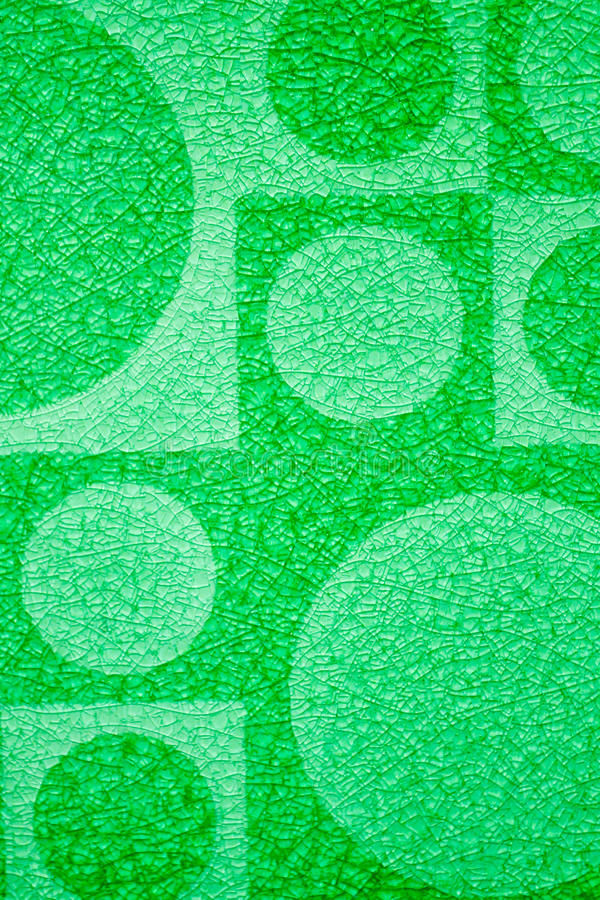 Green tile. Green stylist tile in bathroom royalty free stock images