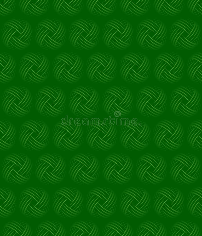 Green Tileable Wallpaper royalty free stock images