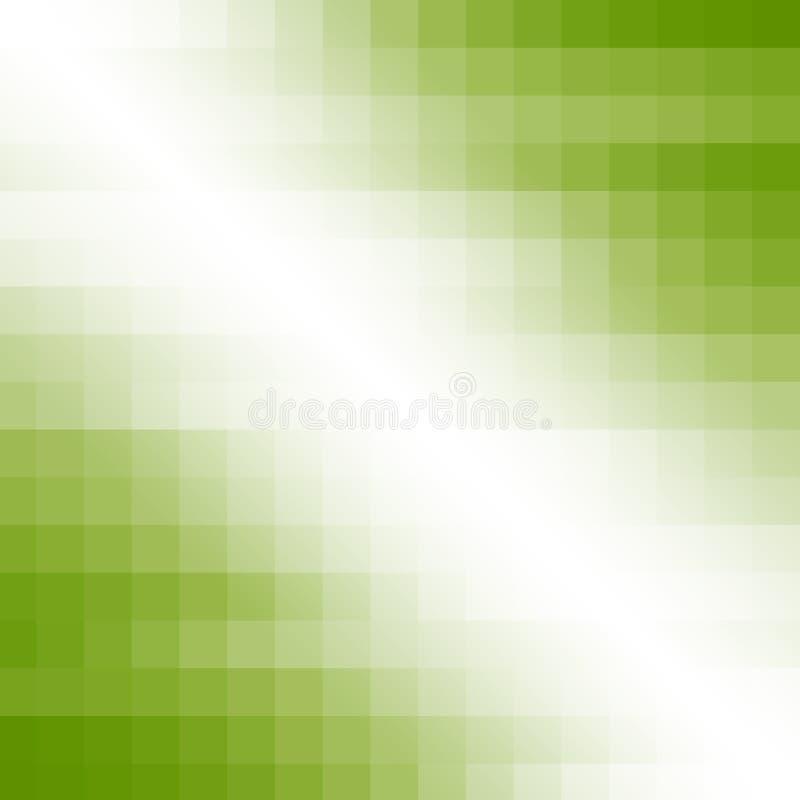 Green Tiles Royalty Free Stock Photo