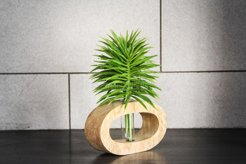 Download Green top tree with tube stock image. Image of green - 39502601