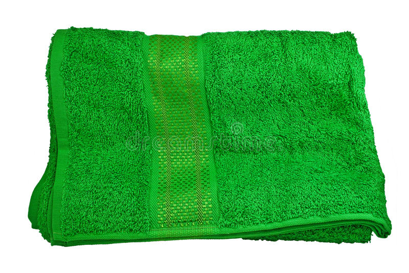 Download Green towel stock image. Image of towel, cloth, pattern - 14444293