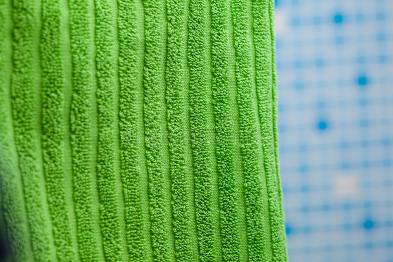 Download Green towel stock photo. Image of space, backdrop, material - 27866814