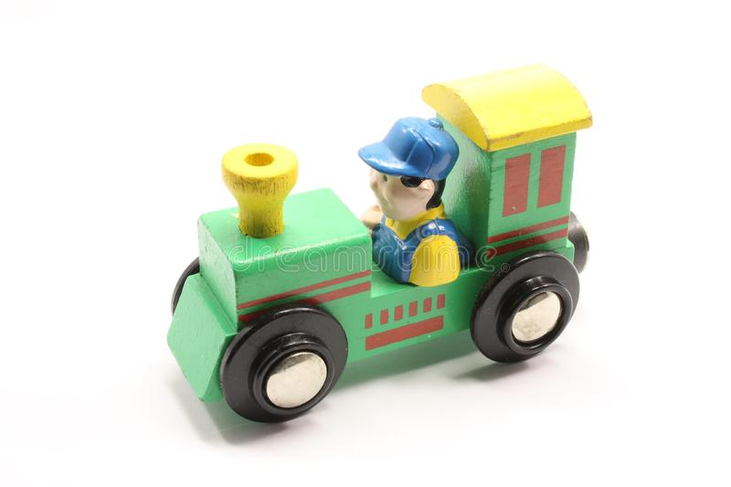 Download Green Toy Train stock photo. Image of wheels, miniature - 8088790