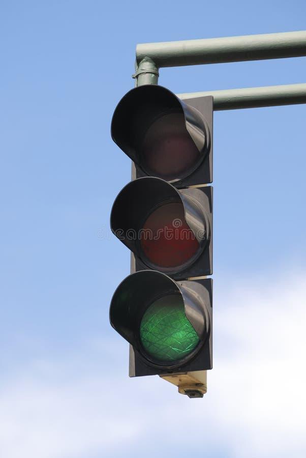 Download Green Traffic Light stock photo. Image of light, equipment - 24440328