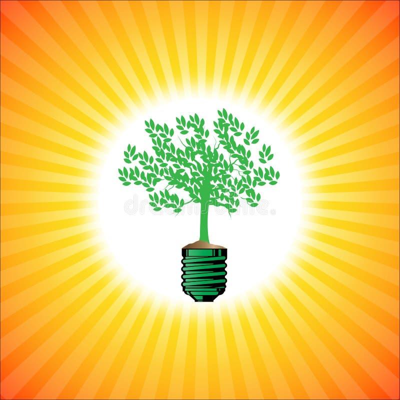 Green tree stock photography