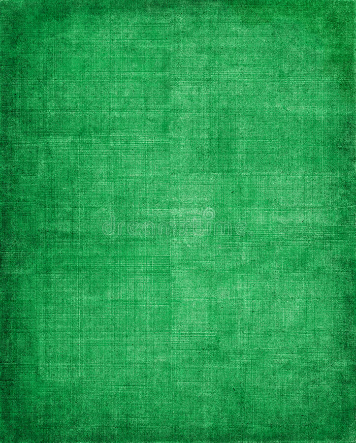 Green Vintage Cloth stock image