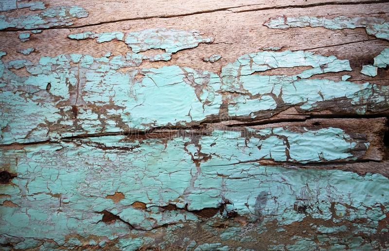 Green Vintage Wood Royalty Free Stock Images