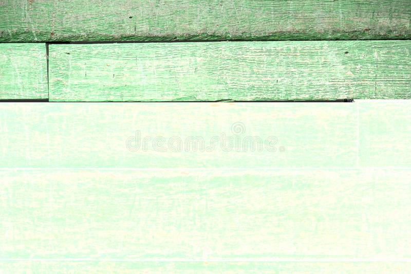 Green vintage wood background