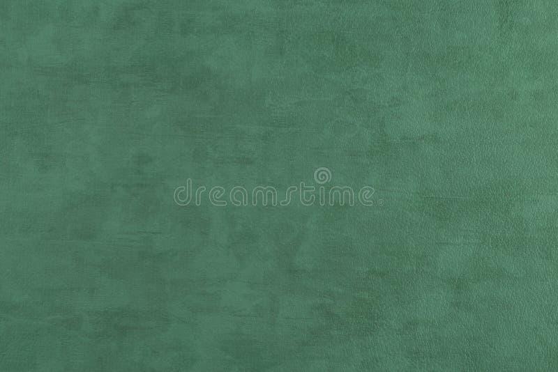 Green vinyl texture royalty free stock photography