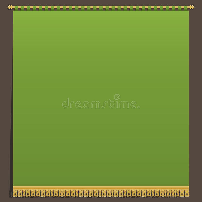 Download Green Wall Hanging Stock Images - Image: 23937714