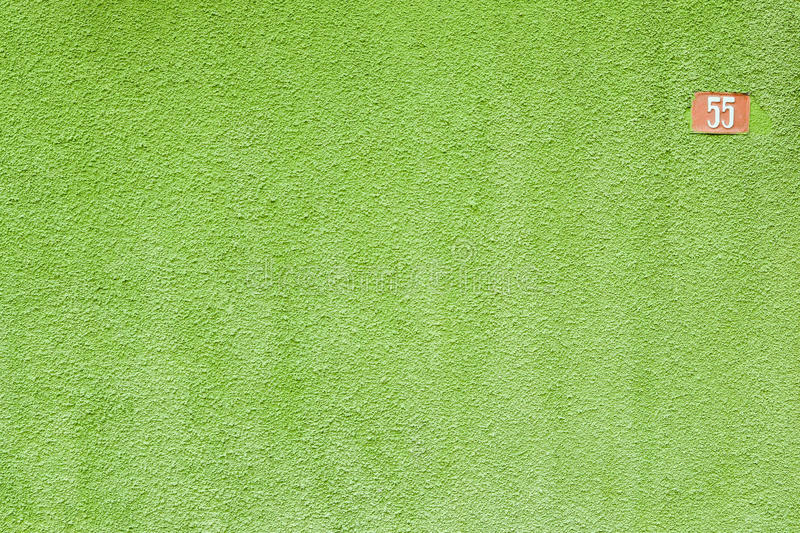 Download Green Wall Stock Photo - Image: 83700097