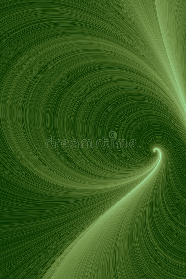 Download Green waves stock illustration. Illustration of texture - 2231681