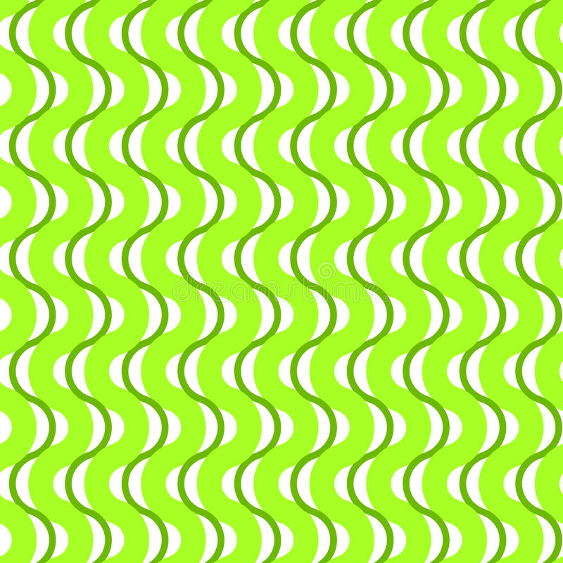 Download Green Waving Stripes Seamless Background Stock Photo - Image: 95240098