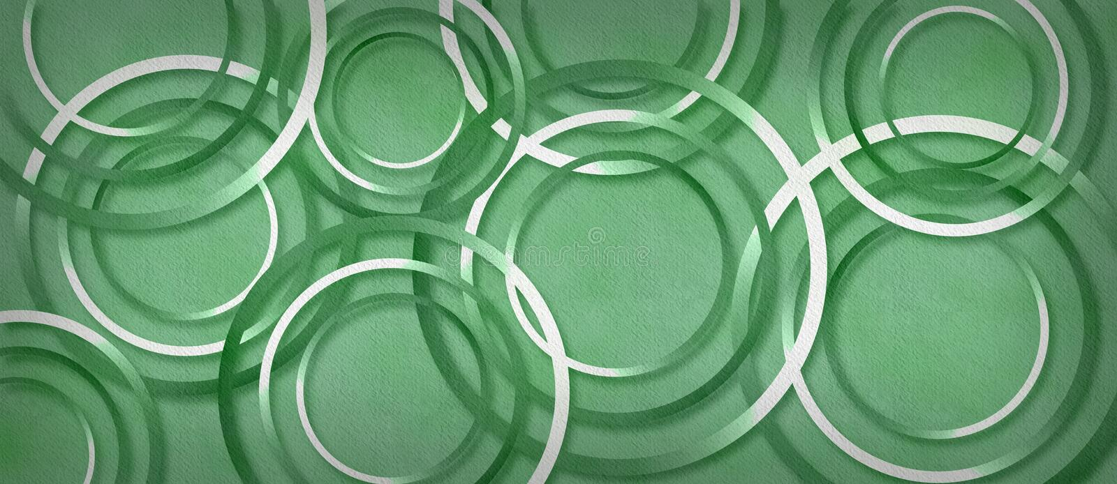 green and white abstract wallpaper