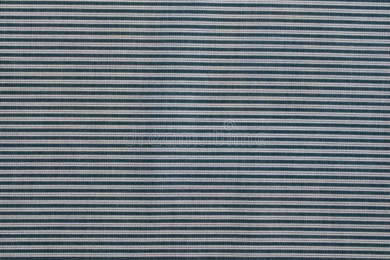 green-and-white-striped-cotton-fabric royalty free stock photography
