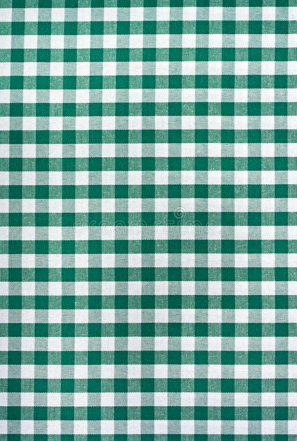Download Green and white tablecloth stock image. Image of restaurant - 29005165