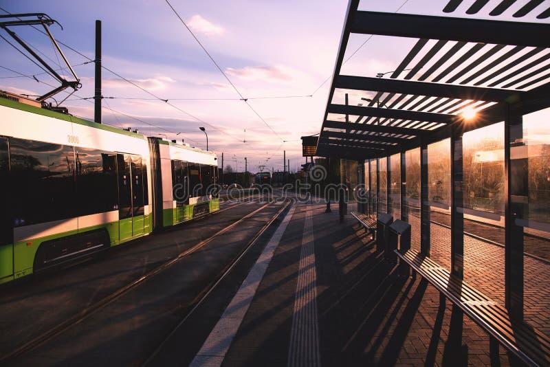 Green And White Train Near Train Terminal During Daytime Free Public Domain Cc0 Image