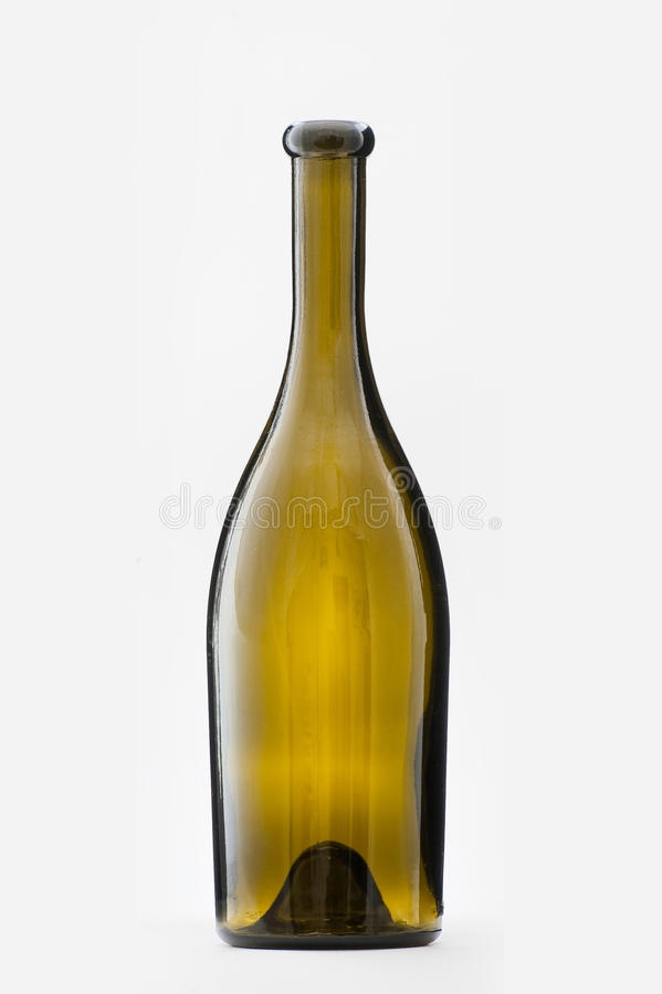 Free Green Wine Bottle Stock Photography - 30802452