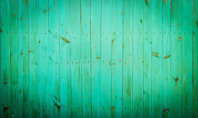 Download Green wood background. stock image. Image of aged, horizontal - 31176955