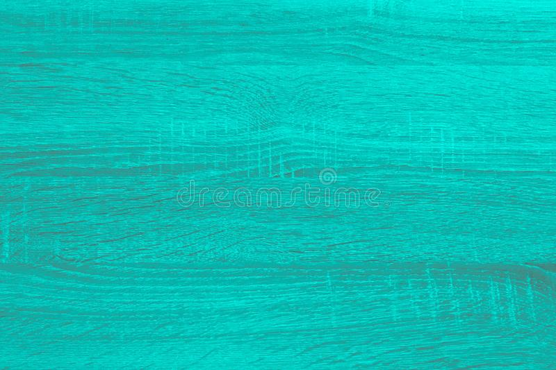 Green wood texture, light wooden abstract background stock image