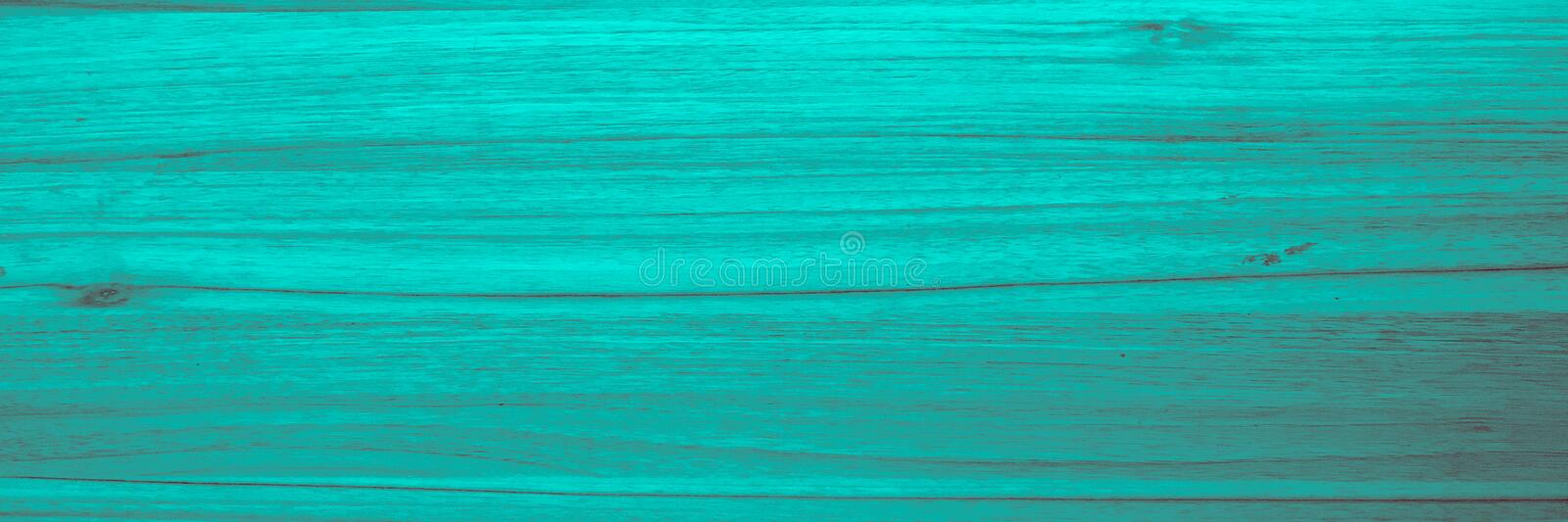 Green wood texture, light wooden abstract background stock photography