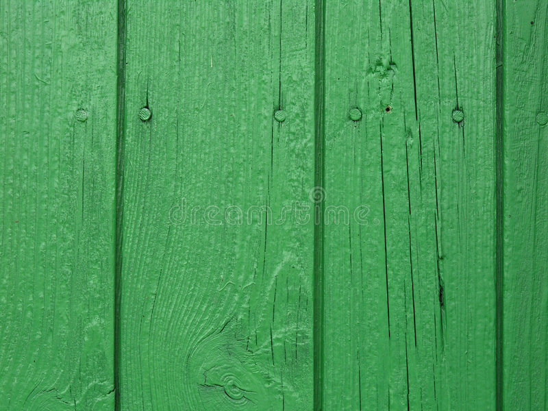 Download Green Wooden Wall Stock Image - Image: 193681
