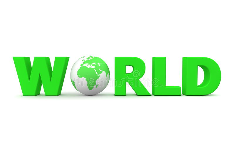 Download Green World Royalty Free Stock Images - Image: 10456639