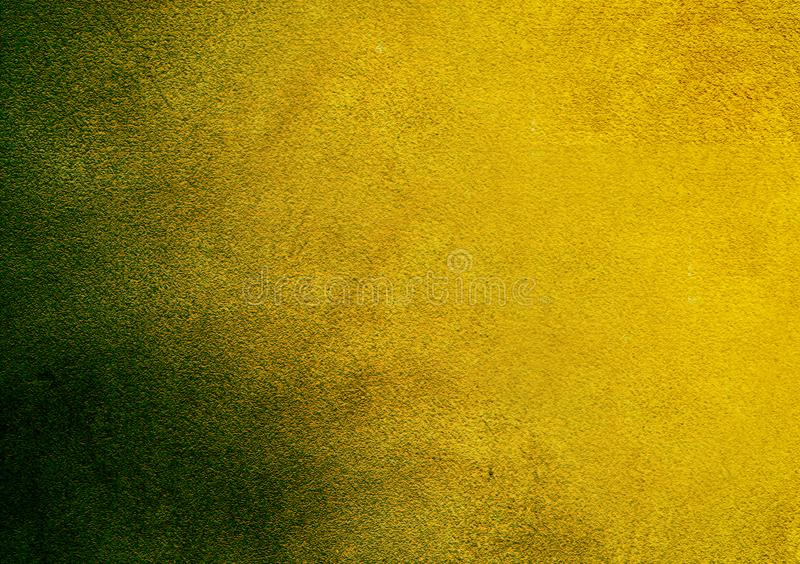 Green-yellow gradient textured background wallpaper design royalty free stock images