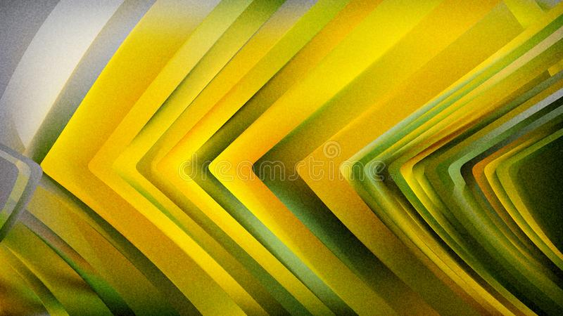 Green Yellow Leaf Beautiful elegant Illustration graphic art design Background. Green Yellow Leaf Background Beautiful elegant Illustration graphic art design stock illustration