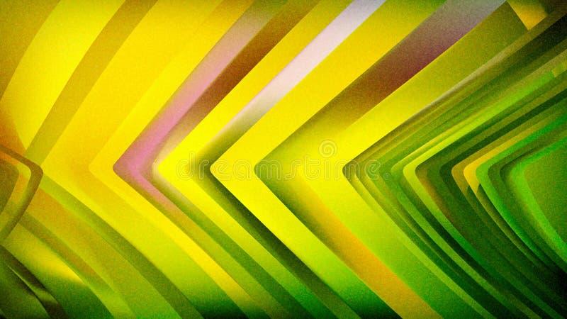 Green Yellow Line Beautiful elegant Illustration graphic art design Background. Green Yellow Line Background Beautiful elegant Illustration graphic art design vector illustration