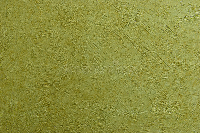Download Green-yellow paint stock photo. Image of wall, paint - 12206198