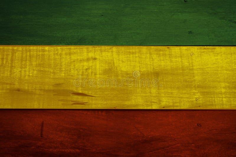 Reggae background vector illustration