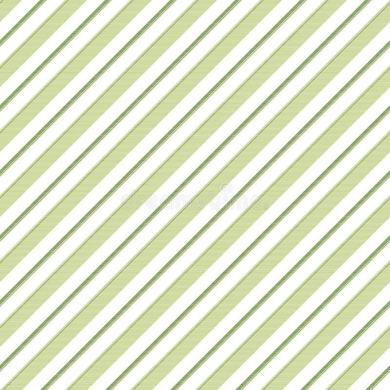 Green yellow stripe texture seamless pattern stock illustration
