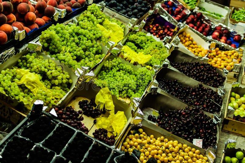 greengrocer photo stock