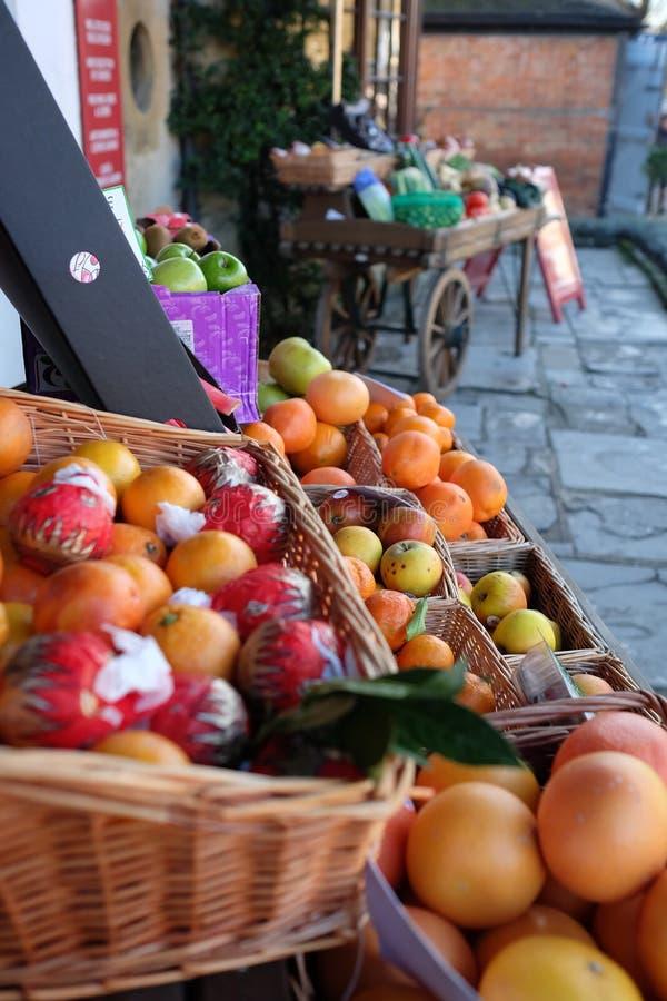 greengrocers photos libres de droits