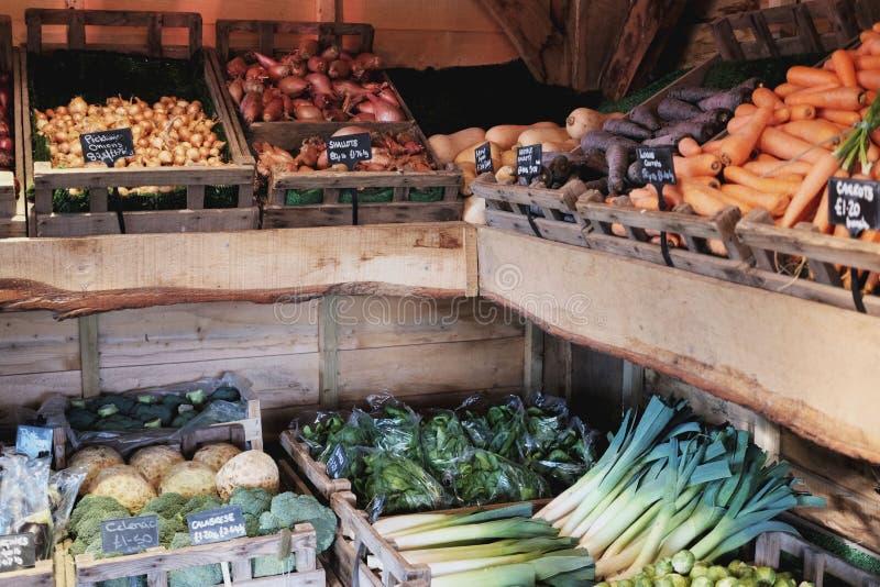 greengrocers image libre de droits