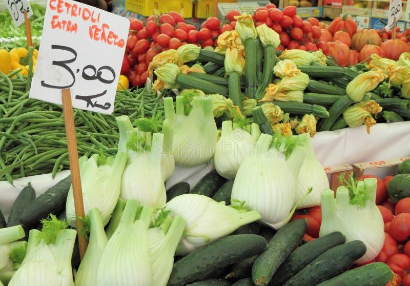 greengrocery royaltyfri fotografi