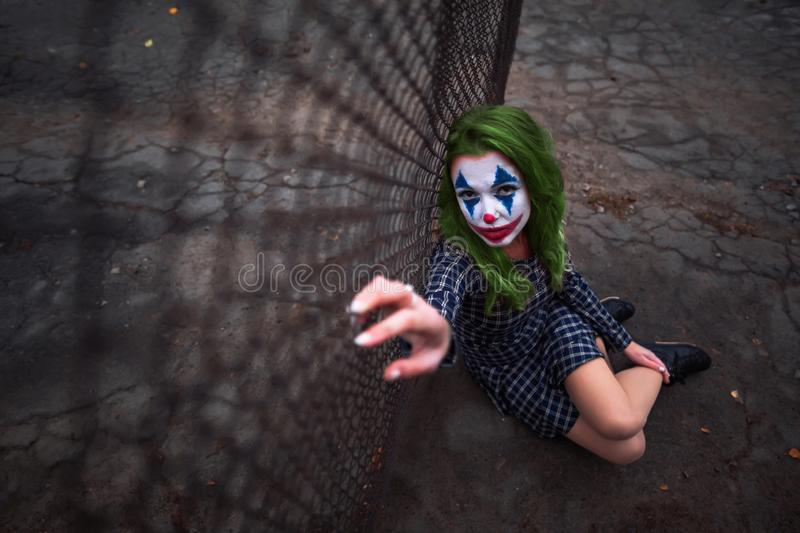279 Girl Joker Smile Photos Free Royalty Free Stock Photos From Dreamstime