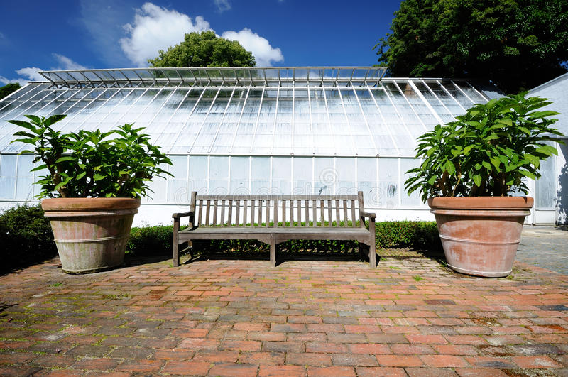Download Greenhouse stock photo. Image of chair, resting, glass - 20075246