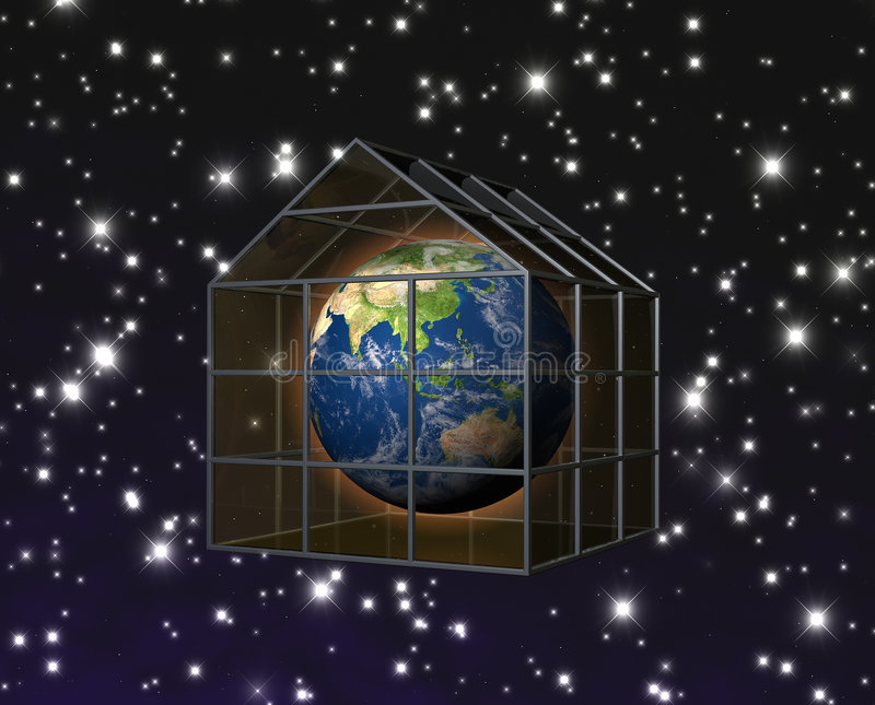 Download Greenhouse effect stock image. Image of radiation, environmental - 2997623
