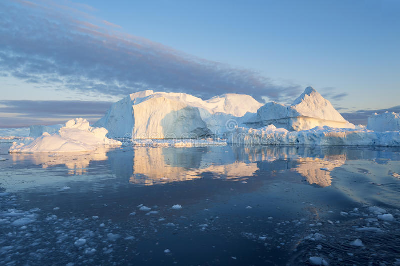 greenland photographie stock