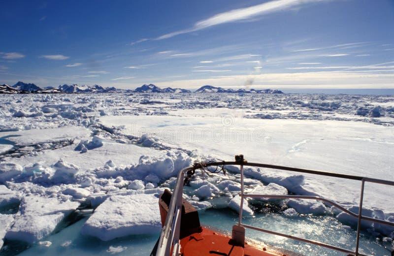 Download Greenland Ammassalik stock image. Image of ship, greenland - 23415869