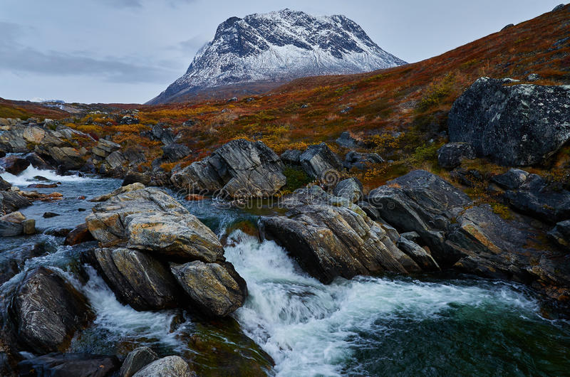 Greenland Fall stock images