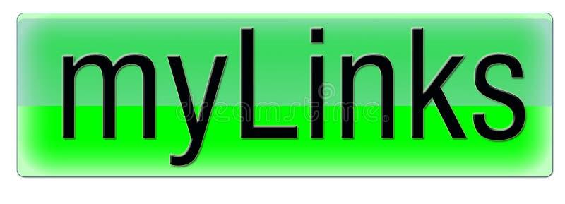 Greenlinks illustration libre de droits