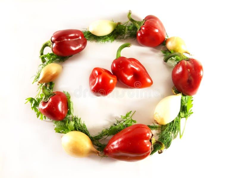 Greens geassorteerde groenten, ecologie, voedsel, dille Geïsoleerd groen voorwerp voor ontwerp, witte achtergrond royalty-vrije stock fotografie