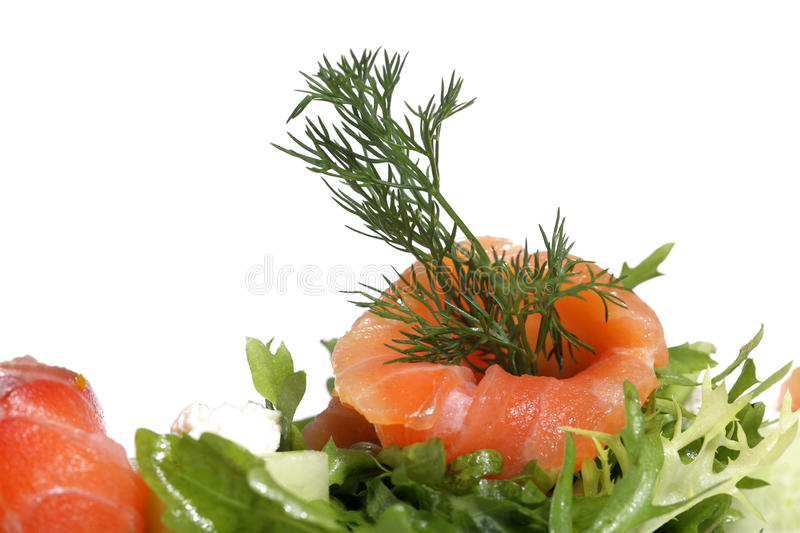 Download Greens and ham stock photo. Image of object, dish, background - 20997022